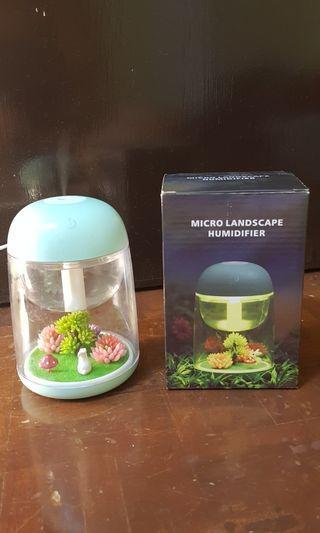 Micro Landscape Humidifier #RayaPhone