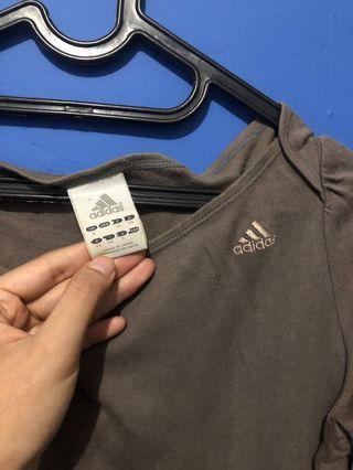 Atasan Adidas #BAPAU