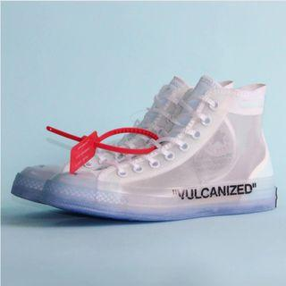 1970s Original Converse OFF WHITE lucency all star