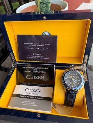 Citizen skyhawk limited edition