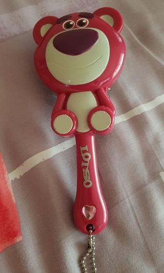 🚚 Hong Kong Disneyland Lotso Comb