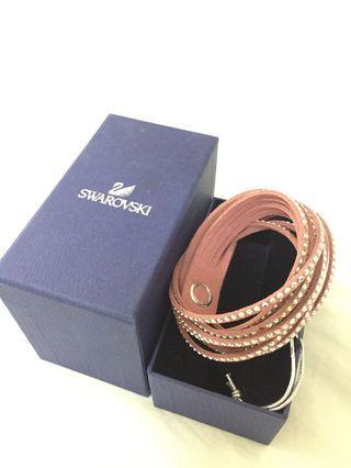 Authentic Swarovski Bracelet #gayaraya