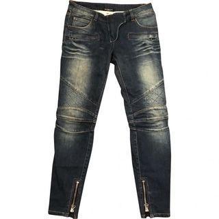 BALMAIN Jeans Woman FR 36 Authentic