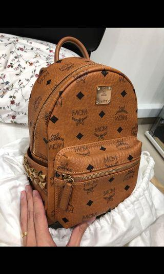 🔥LAST PRICE🔥MCM Backpack(Mini)