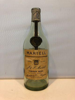 Martell Cordon Bleu 馬爹利紅太陽干邑吉樽一個(無蓋)