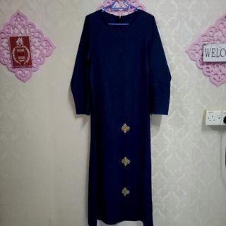 Dress darkblue