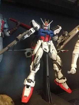 🚚 Built PG Gundam aile strike Gundam bandai sky grasper full package
