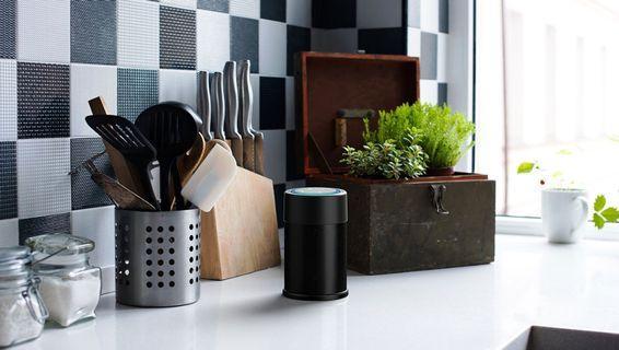 BNIB i-box Amazon Echo Dot Portable Speaker