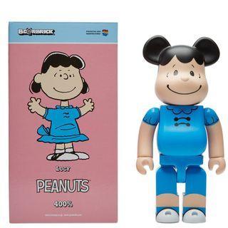 全新正版未開封 Peanuts Lucy 1000% bearbrick be@rbrick Medicom