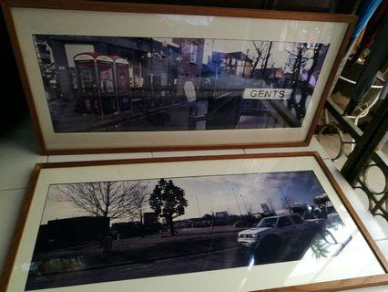 🚚 Framed photographic prints