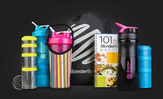 Blender Bottle Products-All Available
