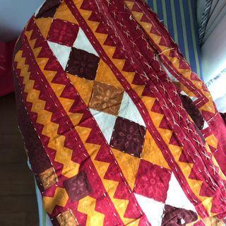 🚚 Queen size bedsheets bless away