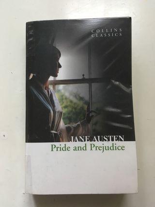 Jane Austin Pride and Prejudice