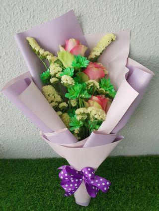 🚚 Last 2 days special offer on Mother's Day Bouquet.