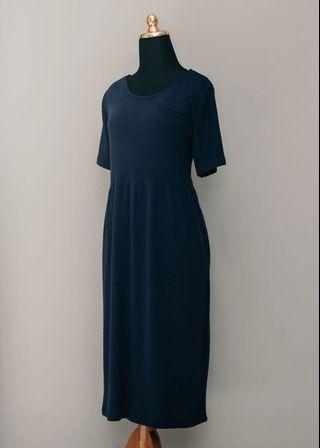 Dress bahan Kaos Premium