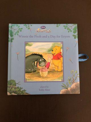 90% new Winnie the Pooh and a Day for Eeyore