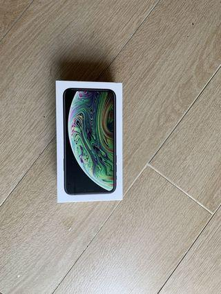 iPhone XS 256GB Empty Box