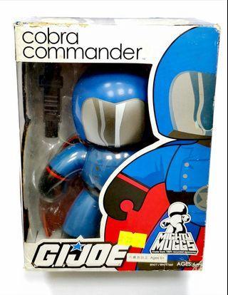 GIJoe Cobra Commander