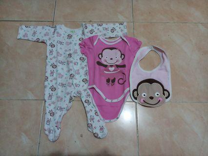 Jumper baby set 6-9m