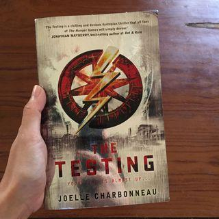 The Testing by Joelle Charboneau
