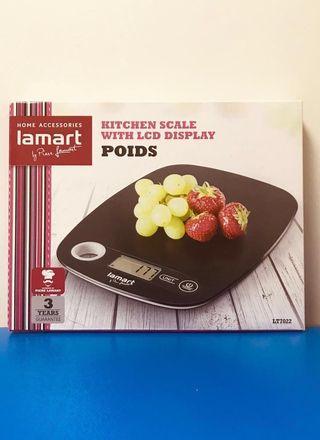🚚 Lamart Kitchen Scales