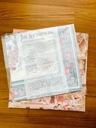 Brand New Jim Thompson Thai Silk Scarf