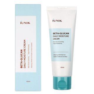 iUNIK Beta Glucan Daily Moisturizer Cream