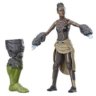 VERY RARE & HOT! *Pre-Order* Hasbro Marvel Legends Series Avengers Endgame Wave 2 Shuri Figure from Avengers Infinity War / Black Panther movie with Hulk BAF part!