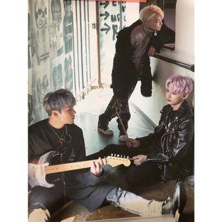 [CLEARANCE] Seventeen Teen,Age Special Poster (Hoshi, Jun, Vernon)