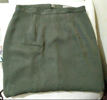 Rok Celana hijau