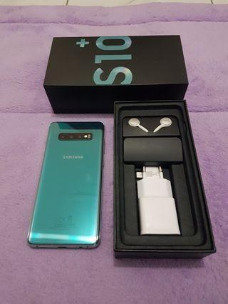 Samsung Galaxy S10+ Prism Green 128GB SEIN