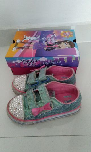 Kids Shoes skechers twinkle toes