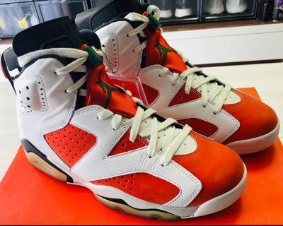 "Air Jordan 6 Retro ""Like Mike"""