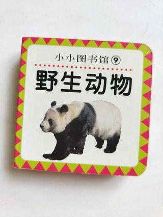 Cute chinese reading book