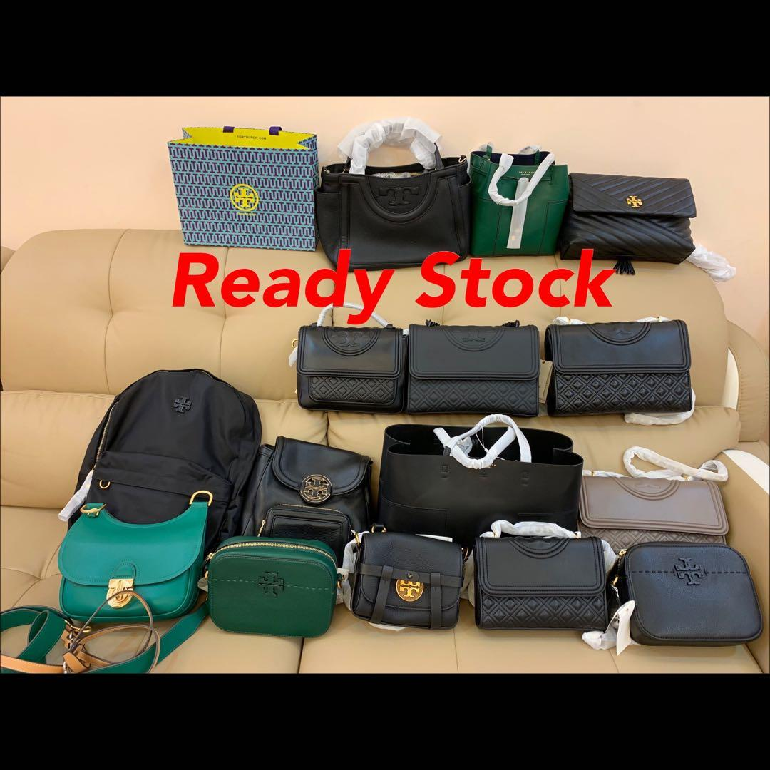 (11/05/19)Authentic Coach women bag ready Stock listing Tory Burch wallet wow Kate Spade messaged bag clutch money clip dinner clutch camera bag backpack Kate spade