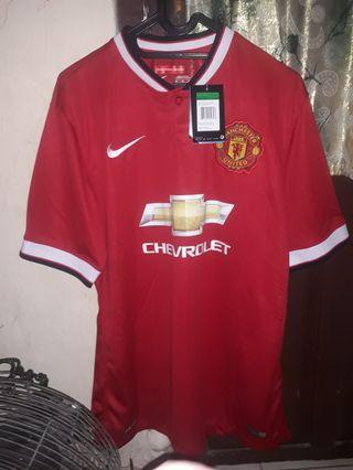 Jersey Manchester United grade original