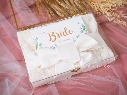 Bride Bridesmaid Gift Box