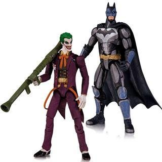 Injustice: Batman & The Joker