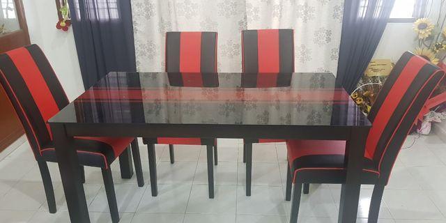 Dining Table #GayaRaya