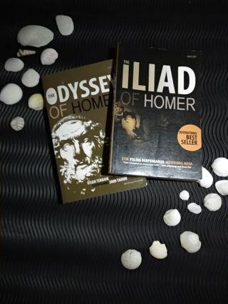 Illiad and odysey
