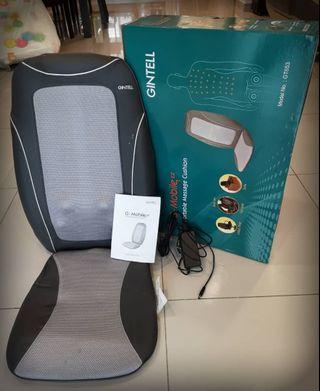 Gintell G-Mobile Ez Portable Massage Cushion