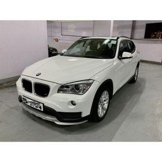 BMW X1 SDRIVE20iA 2014