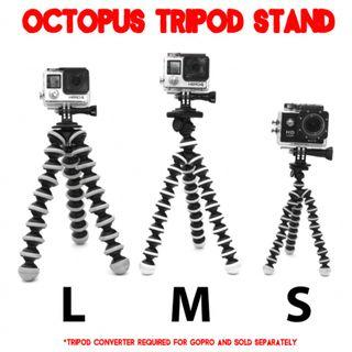 🚚 TGP041 Universal Octopus Tripod For GoPro Action Cameras