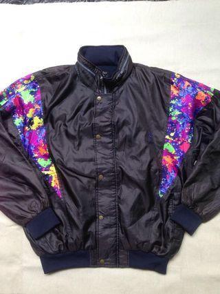 Jacket Polo Varsity Bomber Vintage 90's