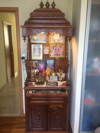 Praying Altar