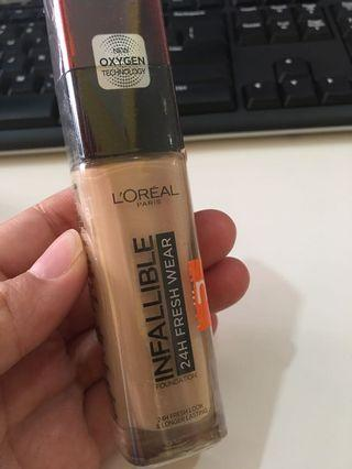 Loreal Infallible 24-hr Fresh Wear