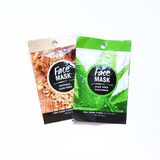 Facial All Skin Types Face Mask