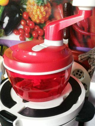 #BAPAU tupperware Quick Chef