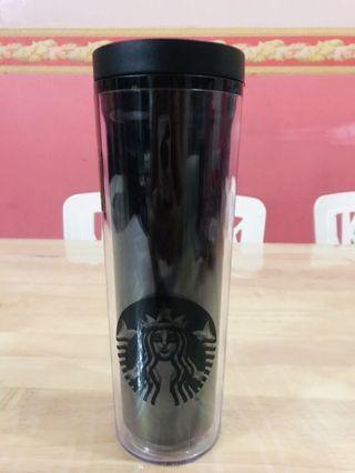 Starbucks Tumbler in Black