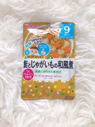 WAKODO baby food mpasi bubur instant makanan bayi 9bln